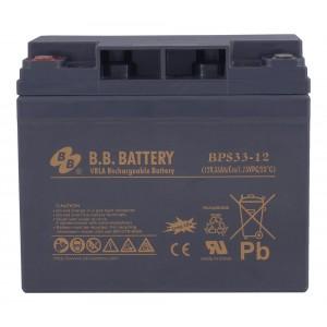 Аккумуляторная батарея В.В.Battery BPS 33-12