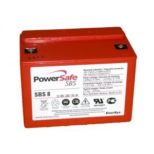 Аккумулятор Powersafe SBS 8 (12V 7Ah)