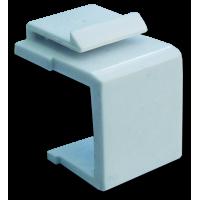 Модуль Вставка-заглушка Кейстоун, белая, TWT-OK-XX-WH