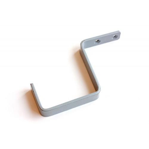 Кронштейн кабельный П-образный потолочный настенный КР-П-П