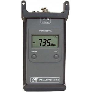 Портативный измеритель мощности FOD-1202 (InGaAs, 0.85/1.31/1.55 mkm, FC, -60...+3 dBm)