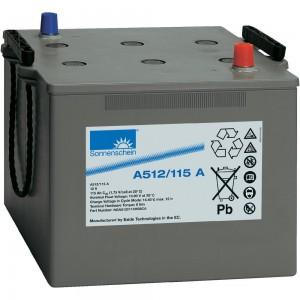 Аккумулятор гелевый Sonnenschein A512/115 A (12V 115Ah) GEL