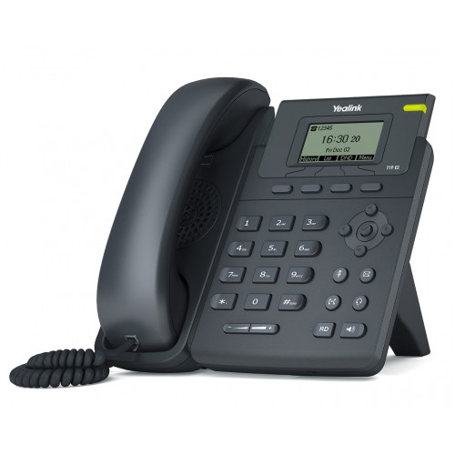 IP-телефон, 1 SIP линия, Yealink SIP-T19 E2  SIP-T19