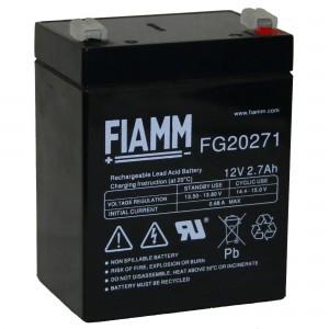 Аккумуляторная батарея Fiamm FG20271 (12V 2,7Ah)