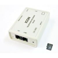 Сетевое устройство записи телефонных переговоров и автоинформатор.