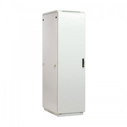 """Шкаф ЦМО 19 """" телекоммуникационный напольный 42U (600x600) дверь металл ШТК-М-42.6.6-3ААА"""