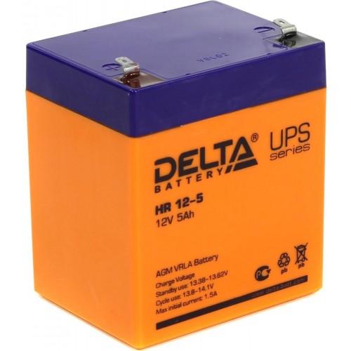 Аккумуляторная батарея Delta HR12-5 Delta HR12-5