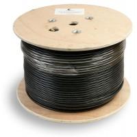 Cabeus SFTP-4P-Cat.5e-SOLID-OUT Кабель SFTP кат. 5e, 4 пары 0,51мм 24 AWG для внешней прокладки 305м