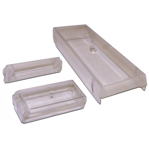 Пылезащитный колпак, на 2 плинт TWT-DB10-2P-CVR TWT-DB10-2P-CVR