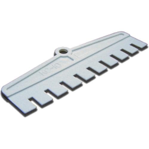 Размыкающий штекер на 10 пар TWT-LSA-DP10-WH