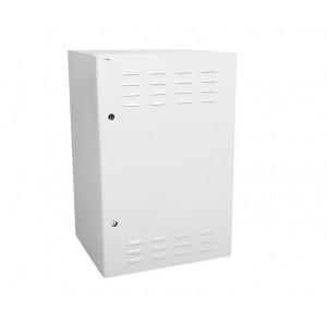 """Шкаф уличный всепогодный 19"""" настенный укомплектованный 12U (Ш600хГ500), комплектация T2-IP65"""