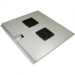 Блок 2-х вентиляторов в крышу шкафа Eco глубиной 600 мм