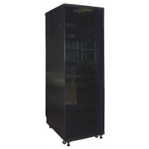 """Шкаф TWT серверный 19 """" Business Advanced, 37U 600x800, без дверей, с боковыми стенками, черный"""