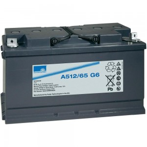 Аккумулятор гелевый Sonnenschein A512/65 G6 (12V 65Ah) GEL