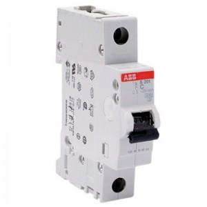 Автоматический выключатель ABB STOS201 C63 1п 63А  6кА (2CDS251001R0634)