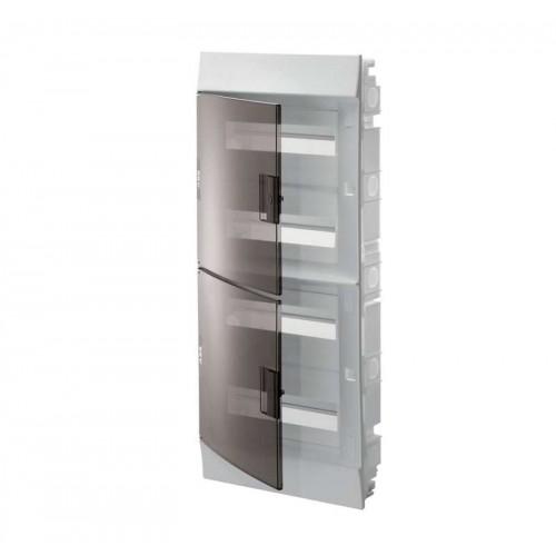 Бокс настенный Mistral41 48М прозрачная дверь (с клемм) 1SPE007717F9995 1SPE007717F9995