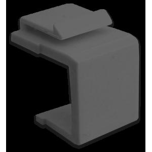 Модуль Вставка-заглушка Кейстоун, черная, TWT-OK-XX-BK