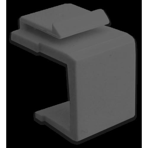 Модуль Вставка-заглушка Кейстоун, черная, TWT-OK-XX-BK TWT-OK-XX-BK