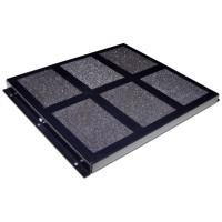 Противопылевой фильтр в пол для шкафов Business глубиной 600 и 800 мм