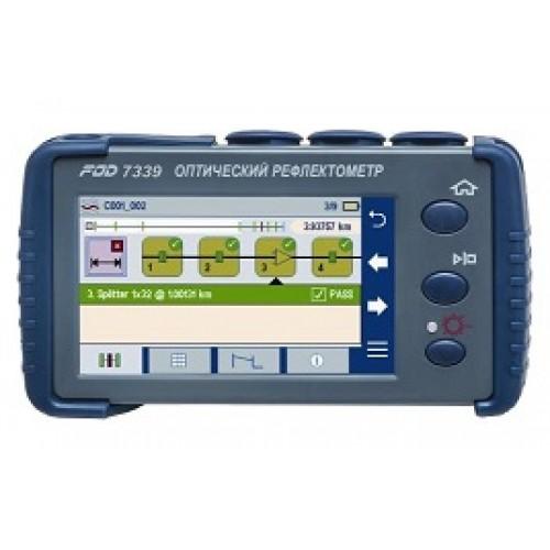 Рефлектометр оптический FOD-7339 (1310/1550/1650 nm, SM, FC) FOD-7339
