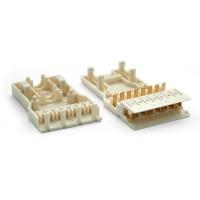 LAN-S110P4 Коннектор для 110 кросса Вилка 4 пары Lanmaster