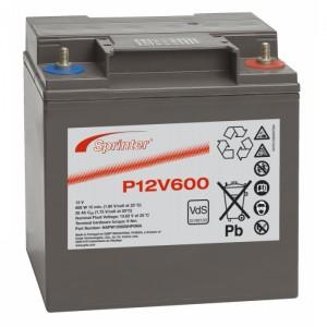 Аккумулятор Sprinter P12V600 (12V 24Ah)