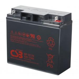 Аккумуляторная батарея CSB GP12170 (12V 17Ah)