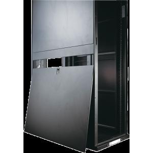 Комплект боковых панелей с замками, для шкафа LANMASTER DCS 48U глубиной 1200 мм, 4 шт.