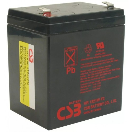 Аккумуляторная батарея CSB HR1221W СSBHR1221
