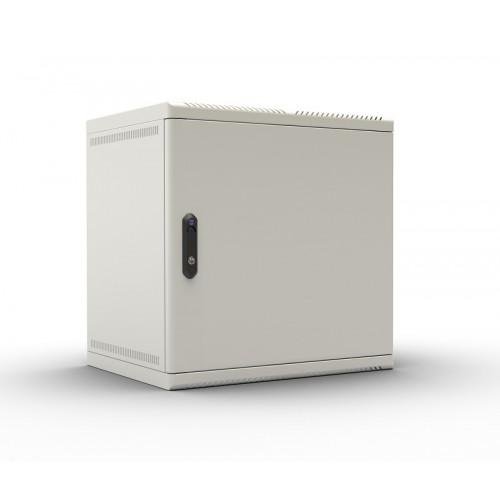 Шкаф ЦМО телекоммуникационный настенный 19' 15U (600х480) дверь металл ШРН-15.480.1