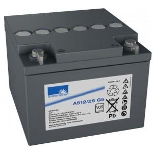 Аккумулятор гелевый Sonnenschein A512/25 G5 (12V 25Ah) GEL