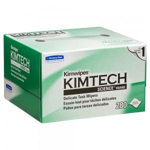 Kimwipes салфетки безворсовые 280 шт (KimTech Science) KCC