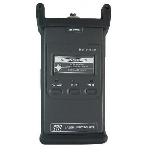 Источник лазерного излучения FOD-2110 (850 nm/ММ, FC) FOD-2110
