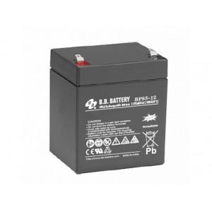 Аккумуляторная батарея В.В.Battery BPS 5-12
