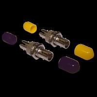 Адаптер оптический TWT ST, SM, симплексный