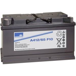 Аккумулятор гелевый Sonnenschein A412/65 G6  (12V 65Ah) GEL