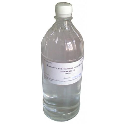 Жидкость для удаления гидрофобного геля, 1 л Россия D-Gel