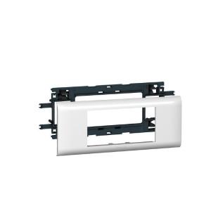 Суппорт Mosaic - для кабель-каналов DLP с шириной крышки 65 мм - 4 модуля