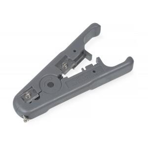 Cabeus Инструмент для зачистки и обрезки витой пары (UTP/STP) и телефонного кабеля диаметром 3.2-9мм