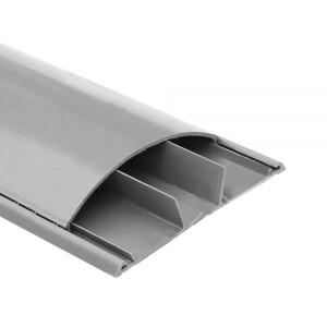 Кабель-канал Efapel напольный 75x17мм, серый (2 метра)