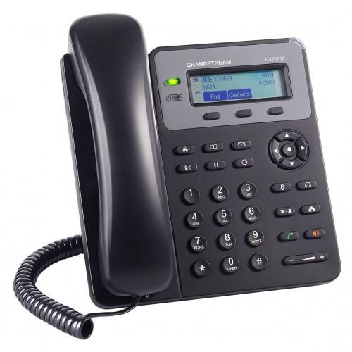 IP-телефон, 1 SIP аккаунт, POE, 2 порта 10/100 Mbps, Grandstream GXP1615 GXP1615