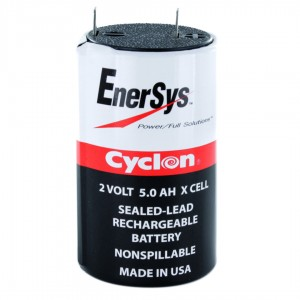 Аккумулятор одноэлементный  EnerSys Cyclon X cell 2V 5.0Ah