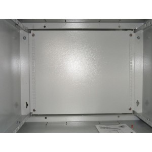 Стенка задняя к шкафу ШРН, ШРН-Э и ШРН-М 6U в комплекте с крепежом, цвет черный