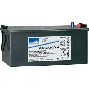 Аккумулятор гелевый Sonnenschein A512/200 A (12V 200Ah) GEL