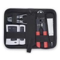 Cabeus HT-TK-02 Набор инструментов (обжим, забивка, зачистка, тестер)