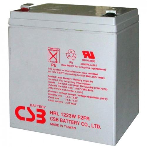 Аккумуляторная батарея CSB HRL1223W СSBHRL1223