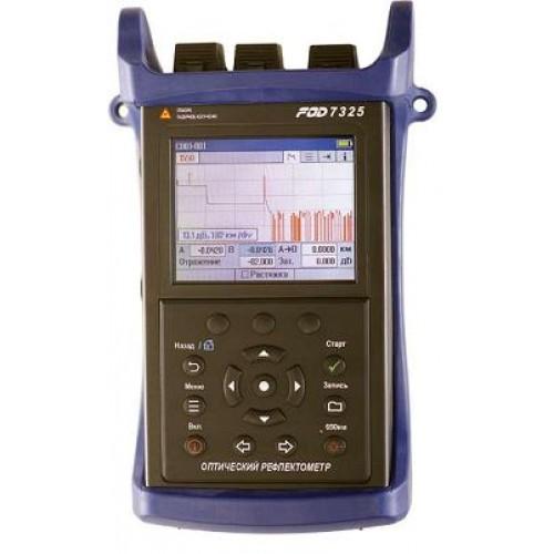 Рефлектометр оптический FOD-7329 (1310/1550/1650 nm, SM, FC) FOD-7329
