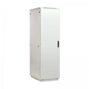 """Шкаф 42U ЦМО 19 """" телекоммуникационный напольный 600x800 дверь металл"""