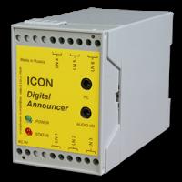Двухканальный автоинформатор для подключения в разрыв телефонной линии ANP22