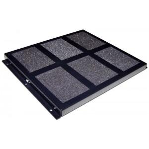 Противопылевой фильтр в пол для шкафов Business глубиной 1000 мм